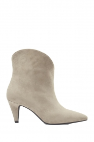 Sofie Schnoor |  Suede ankle boots Pam | natural  | Picture 1