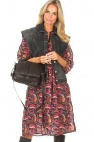 Antik Batik |  Cotton midi dress with print Piotr | multi  | Picture 2