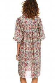 Antik Batik |  Printed cotton dress Betsie | multi  | Picture 6