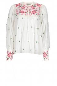 Antik Batik | Blouse Lilou | white  | Picture 1