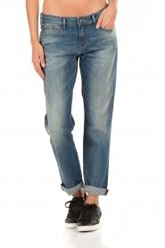Denham | Cropped jeans Monroe Ava821 lengtemaat 30 | blauw  | Afbeelding 2