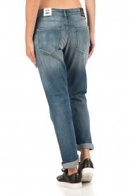 Denham | Cropped jeans Monroe Ava821 lengtemaat 30 | blauw  | Afbeelding 5