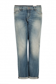 Cropped jeans Monroe Ava821 lengtemaat 30 | blauw