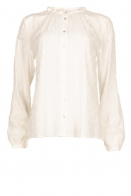 Knit-ted | Blouse Ezra | white  | Picture 1
