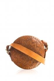 Antik Batik    Leather shoulder bag Kaila   camel    Picture 1