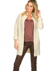 Knit-ted | Cardigan Lilou | natural  | Picture 2