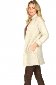 Knit-ted | Cardigan Lilou | natural  | Picture 5