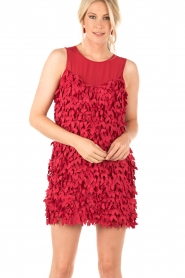 Dress Butterfly | red