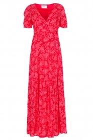 ba&sh | Maxi jurk Coming | Rood  | Afbeelding 1