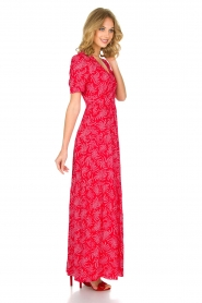 ba&sh | Maxi jurk Coming | Rood  | Afbeelding 4
