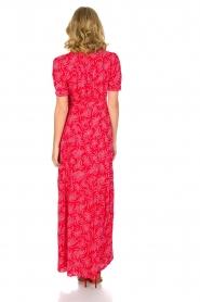 ba&sh | Maxi jurk Coming | Rood  | Afbeelding 5