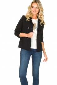 Knit-ted | Cardigan Lou | black  | Picture 4