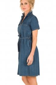 Denim dress Debby | blue