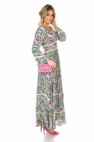 ba&sh | Maxi-jurk Heren | multi  | Afbeelding 3