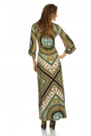 Hale Bob |  Wrap dress Phoebe | black  | Picture 5