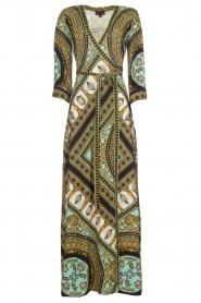 Hale Bob |  Wrap dress Phoebe | black  | Picture 1