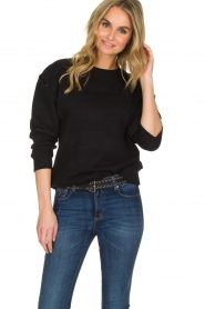 IRO |  Sweater Newla | Black  | Picture 2
