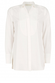 By Malene Birger | Blouse Jerana | wit  | Afbeelding 1
