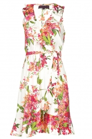 Hale Bob | Dress with floral print Flora | pink  | Picture 1