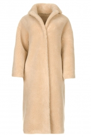 STUDIO AR BY ARMA |  Oversized teddy Florence | natural  | Picture 1