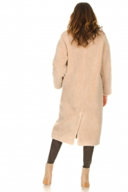 STUDIO AR |  Oversized teddy Florence | natural  | Picture 6