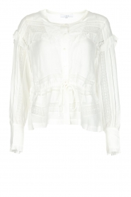 IRO |  Top Keola | White  | Picture 1