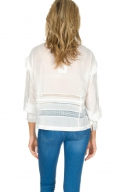 IRO |  Top Keola | White  | Picture 5
