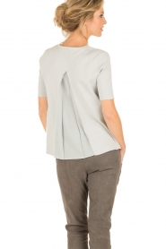 Top Eliza | light blue