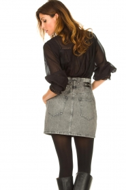 IRO | Denim skirt Sahel | grey  | Picture 5