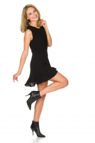 IRO |  Dress Arcas | Black   | Picture 3
