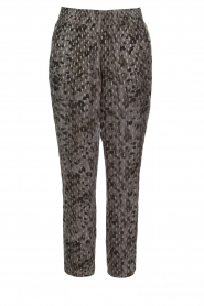 IRO |  Trousers Clonie | Grey  | Picture 1