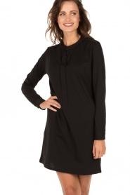 Blouse dress Victoria | black