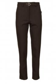 IRO | Trousers Jona | grey  | Picture 1
