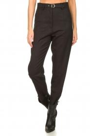 IRO | Trousers Jona | grey  | Picture 5