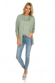 Knit-ted |  Top Lisa | green  | Picture 3