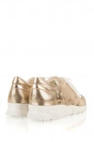 SVNTY | Sneaker Julia | goud  | Afbeelding 4