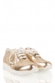 SVNTY | Sneaker Julia | goud  | Afbeelding 3