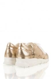 Sneaker Julia | gold