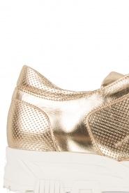 SVNTY | Sneaker Julia | goud  | Afbeelding 5