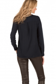 Knit-ted   Top Paula   donkerblauw    Afbeelding 5