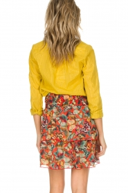 Lolly's Laundry |  Blouse Singh | yellow  | Picture 5