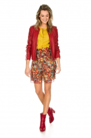 Lolly's Laundry |  Blouse Singh | yellow  | Picture 3