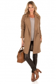 Cardigan Kika | brown