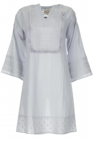 Lolly's Laundry |  Tunic dress Gwen | blue  | Picture 1