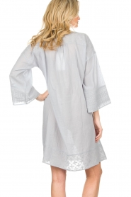 Lolly's Laundry |  Tunic dress Gwen | blue  | Picture 5