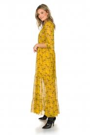 Lolly's Laundry | Maxi-jurk Neyma | geel  | Afbeelding 4