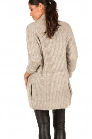 Knit-ted | Vest Audrey | groen  | Afbeelding 5