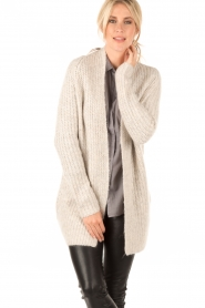 Knit-ted | Vest Audrey | naturel  | Afbeelding 2