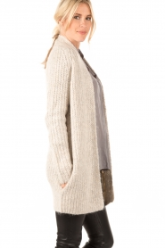 Knit-ted | Vest Audrey | naturel  | Afbeelding 4
