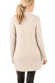 Knit-ted | Vest Audrey | naturel  | Afbeelding 5